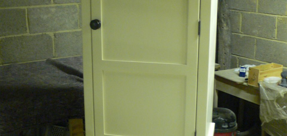 L11 slim pantry cupboard