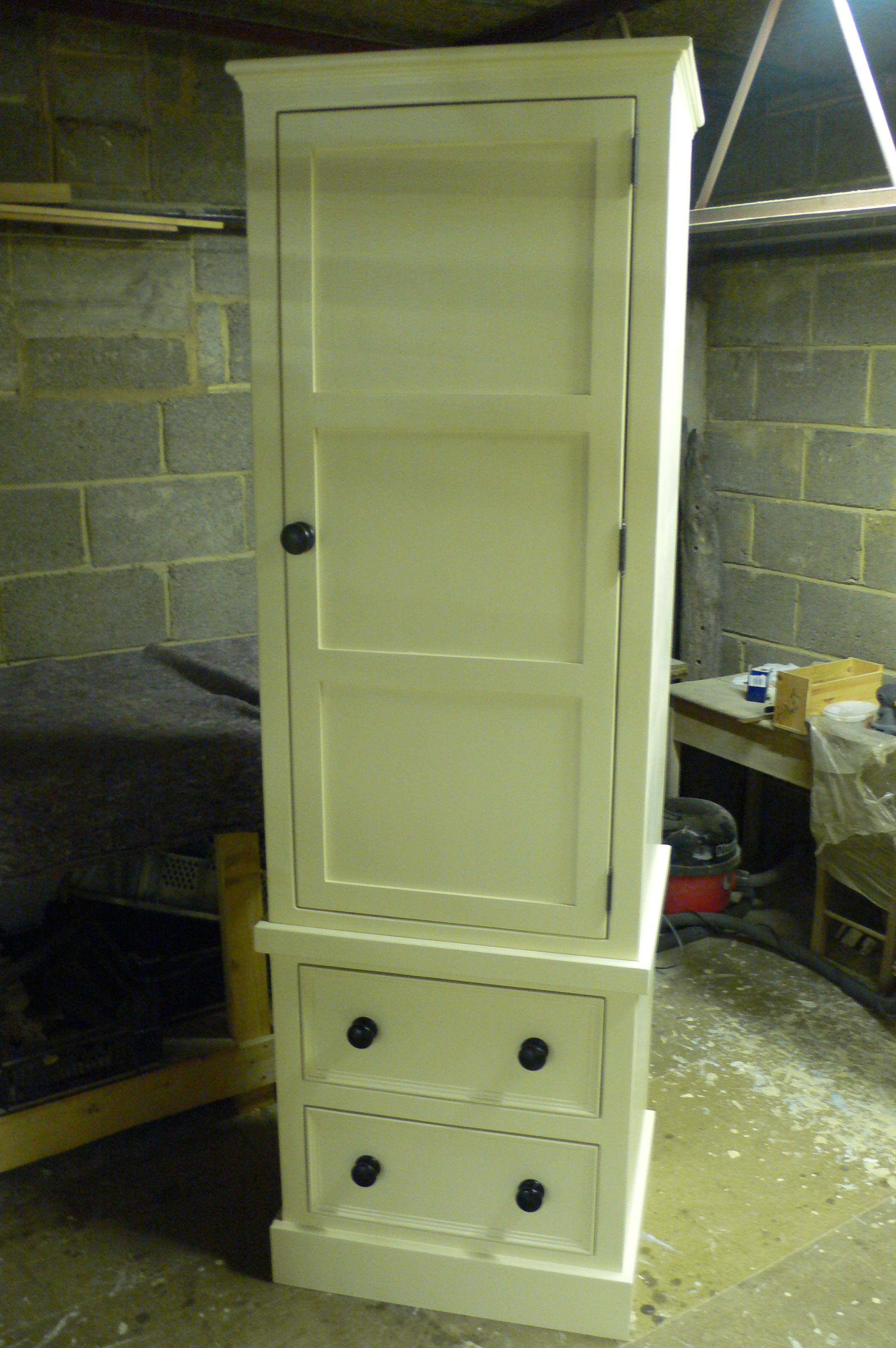 Slim Pantry Cupboard The Olive Branch Ltd The Olive Branch Kitchens Ltd