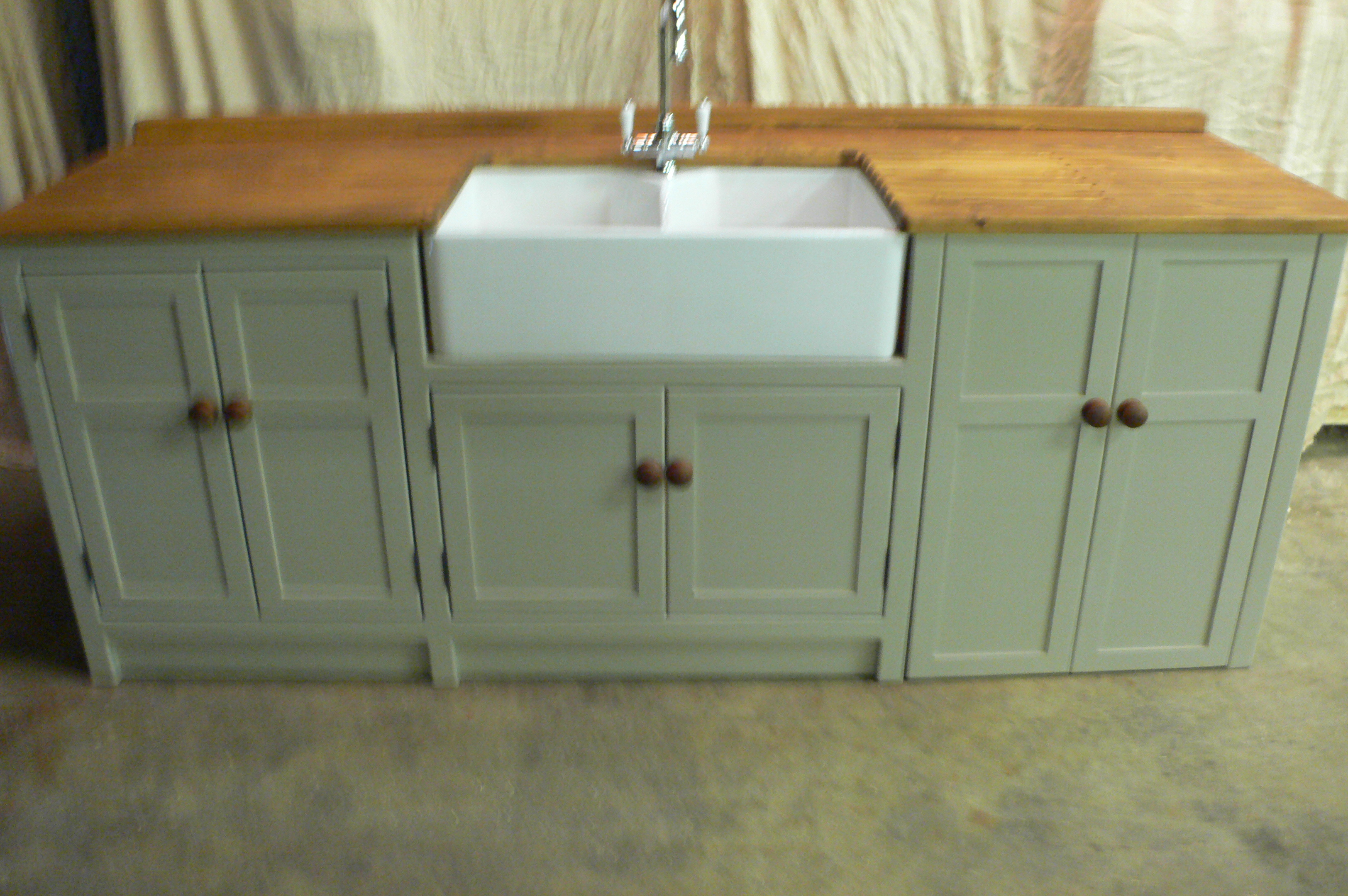 Double Butler Sink and Appliance Unit - The Olive Branch ...