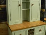 DR18 Dresser with Wine Rack
