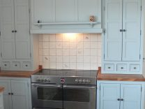 Aldborough St John - Range Cooker in Kitchen Units