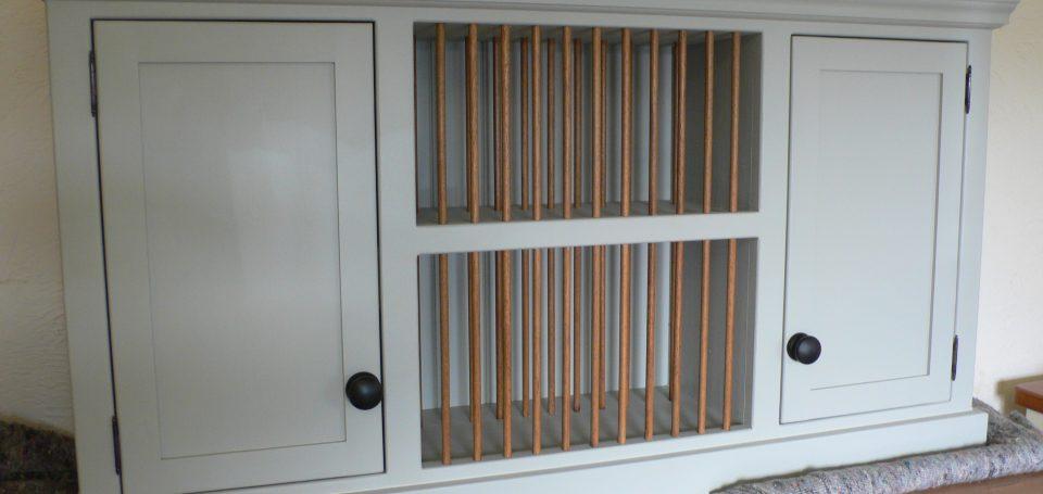 TU18 Platerack Top Cupboard