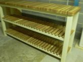 Oak Slatted Sideboard