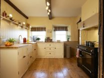 Farmhouse kitchen full view