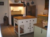 Small Island Unit Oak Worktop