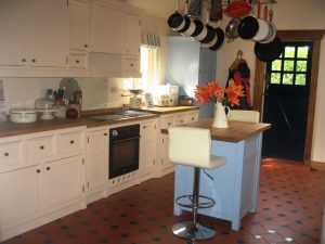 West Lodge Kitchen