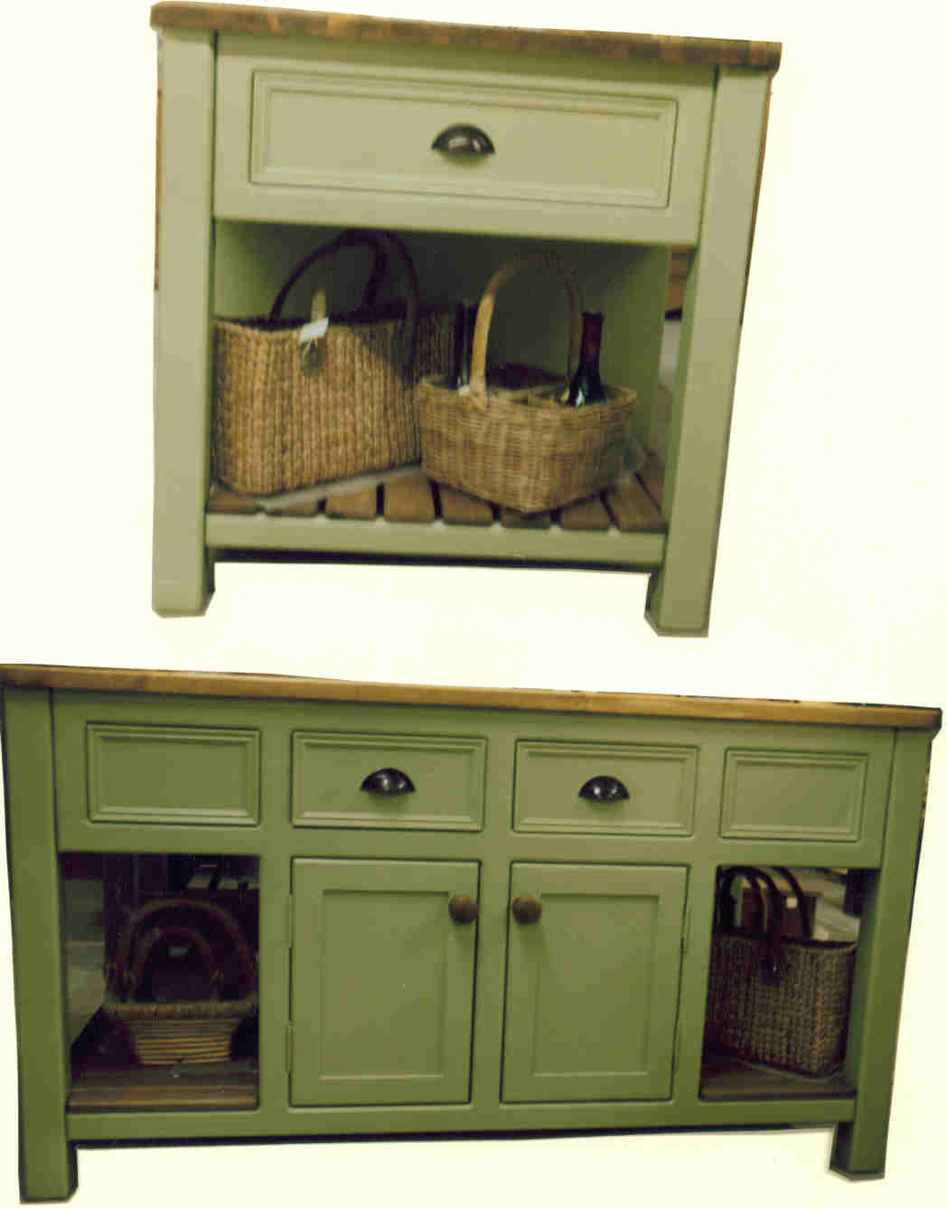 Kitchen Island Unit The Olive Branch The Olive Branch