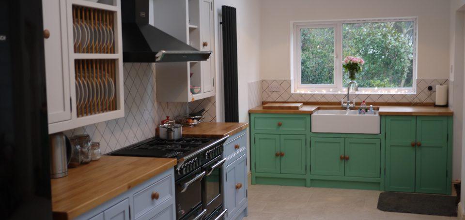 Sam\'s new kitchen,Coventry. - The Olive Branch Kitchens Ltd - The ...