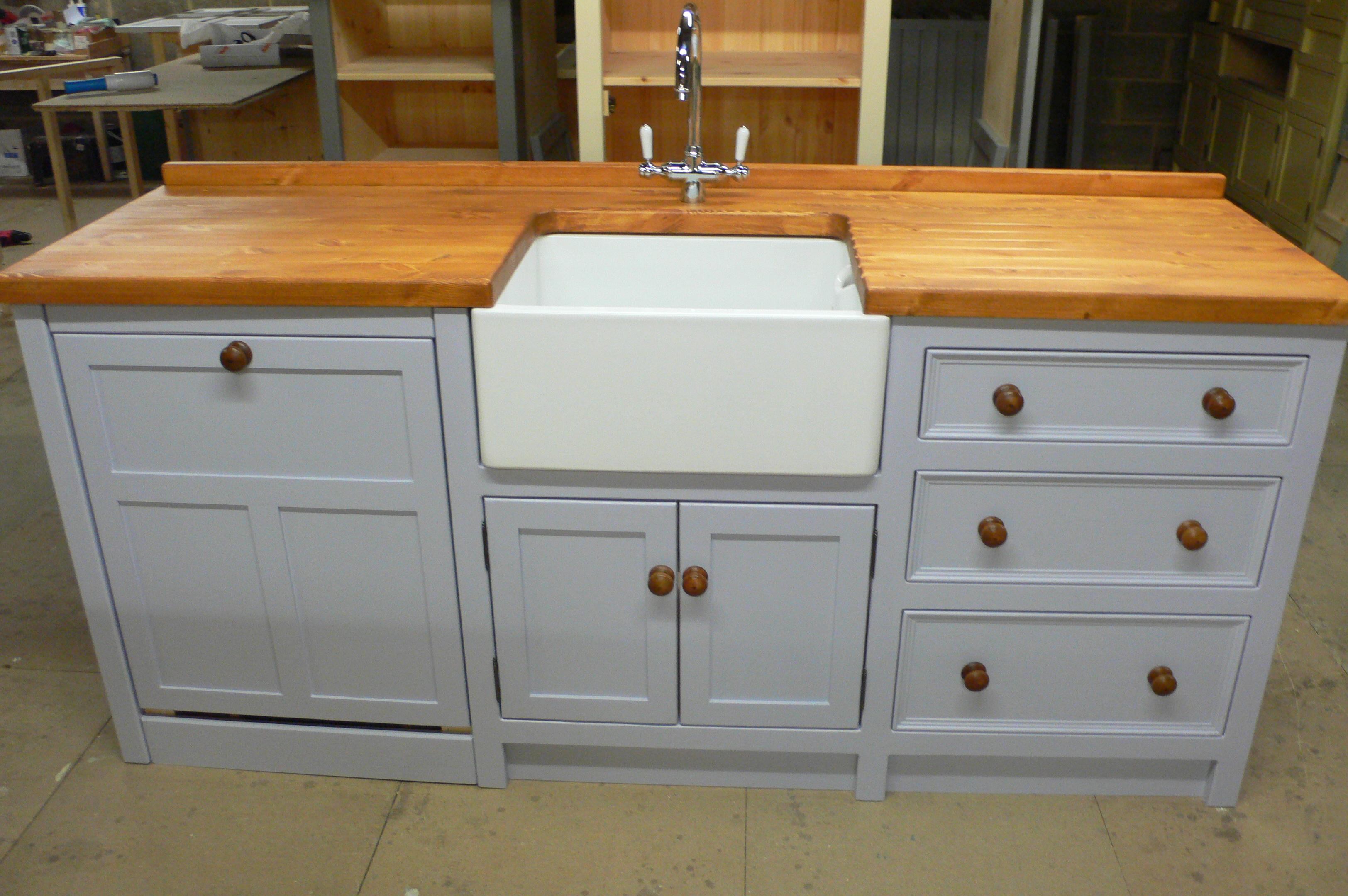 Belfast Sink Kitchen Base Unit