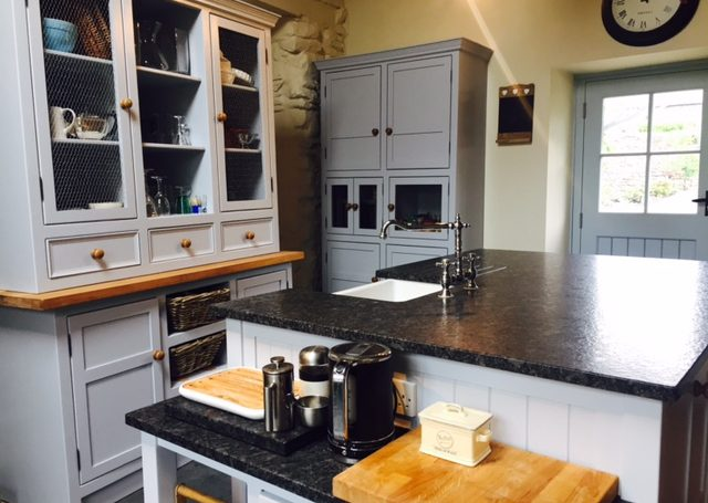 Barbarau0027s Freestanding Kitchen,Wales   The Olive Branch Kitchens Ltd   The  Olive Branch Kitchens Ltd