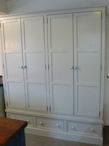 L21 pantry/broom/coat cupboard £2160 - The Olive Branch Kitchens Ltd ...